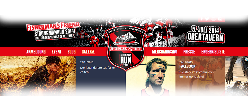 GEKKO goes Strongmanrun 2014 in Obertauern
